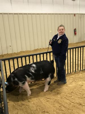 Maddy Beiswanger @ WW District Show