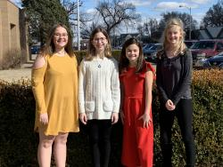AMS students compete at District Vocal contest