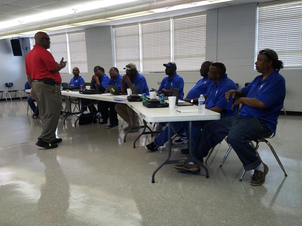 Head Custodians Quarterly Training