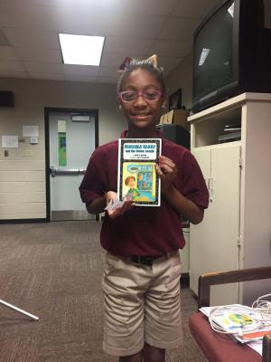 Great job on Accelerated Reader!