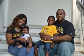 The Smith Family- 2014
