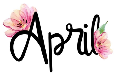 Click here for the April calendar