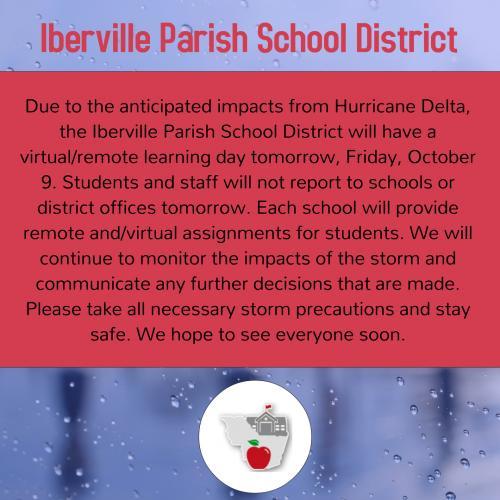 School Closure Update