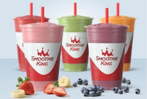 smoothie king fundraiser