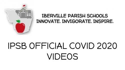 IPSB OFFICIAL COVID 2020 VIDEOS