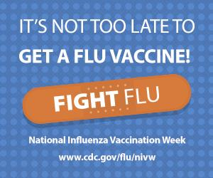 CDC Flu informational