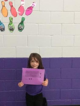 2nd grade Star Bowler (Tuesday)