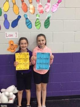 5th grade Star Bowlers (Monday)