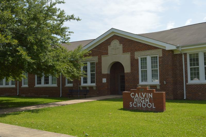 Landscape View facing Calvin High School