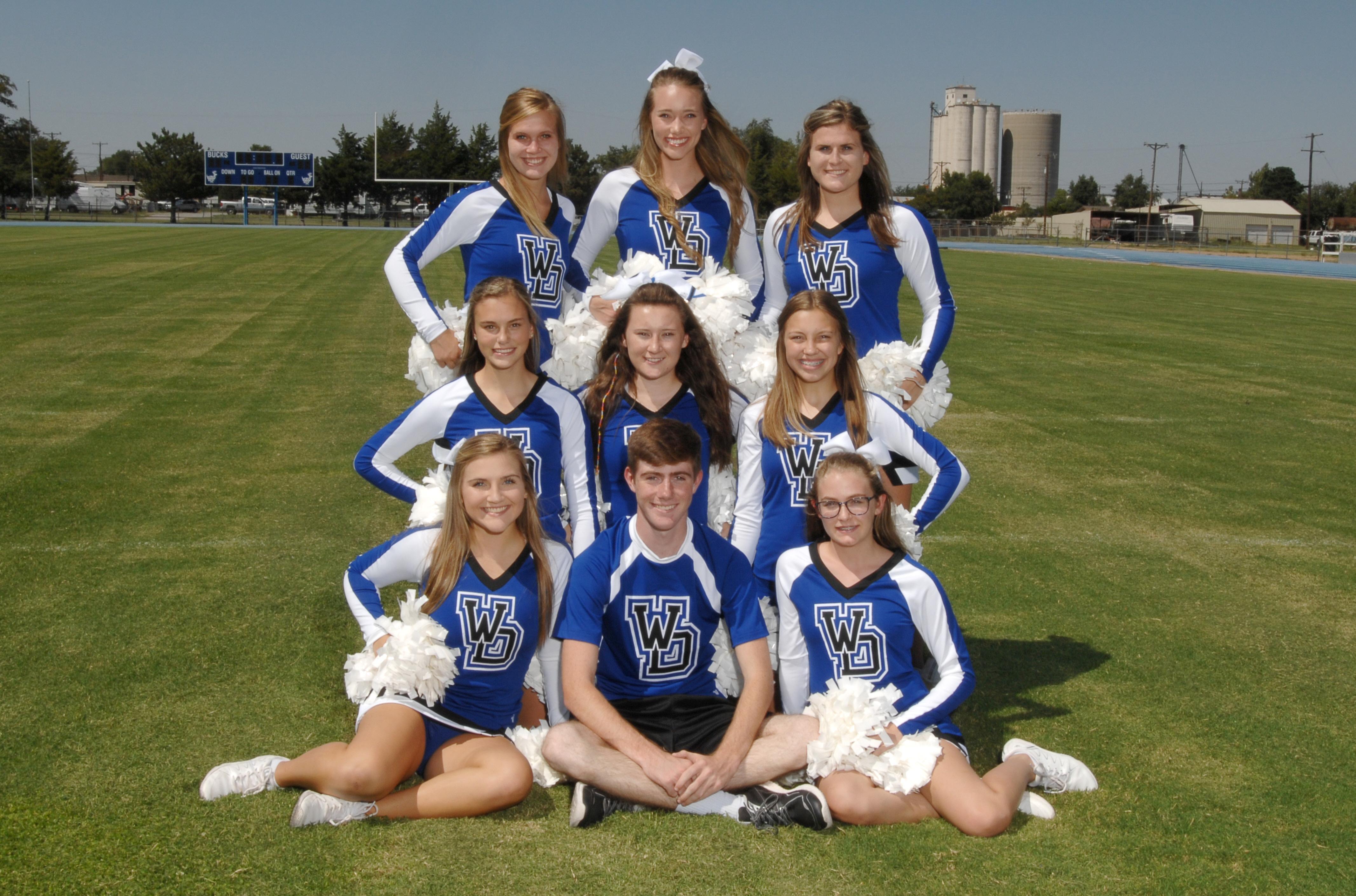 HS Cheerleaders