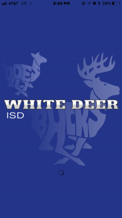 White Deer ISD App now Available
