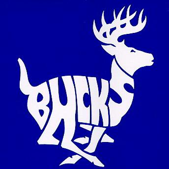 Logo Running Buck