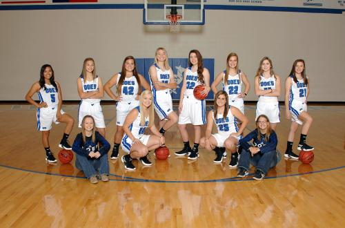 2018-19 Varsity Does Basketball Team