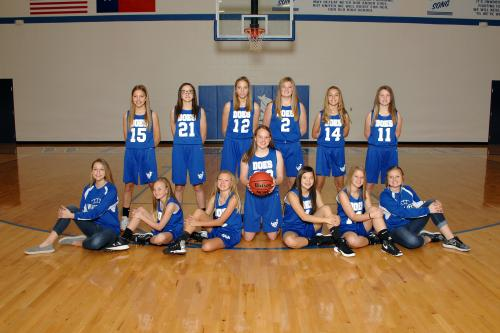 2018 Does JH Basketball