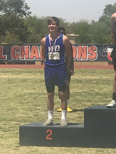2nd Place White Deer Pole Vault