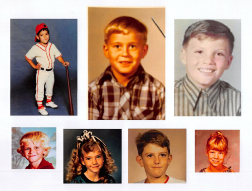 Childhood Photos of Board Members
