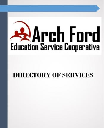AFESC Directory