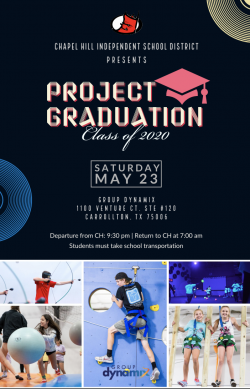 Class of 2020 Project Graduation