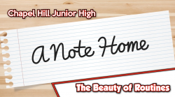 Thumbnail Image for Article A Note Home.... New Note October 10, 2019