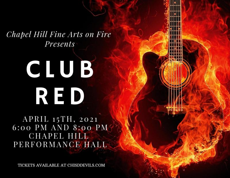 Club Red- April 15