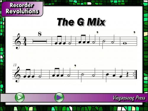 The G Mix