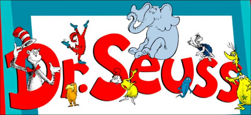 Dr Seuss Week!