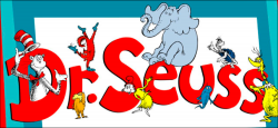 Dr Seuss Week!