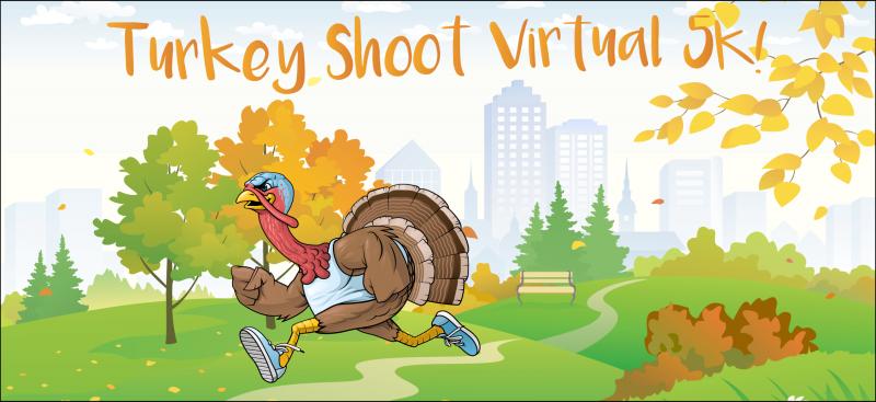 Turkey Shoot Virtual 5K!