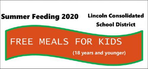 Summer Feeding Schedule *UPDATE June 23rd*