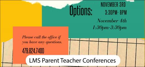 MS Parent/Teacher Conference