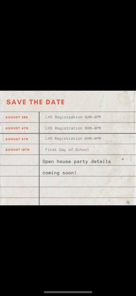 lhs save the date
