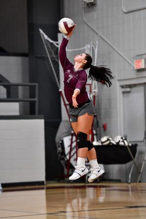 MaxPreps/AVCA Player of the Week for Arkansas 9/2-9/8