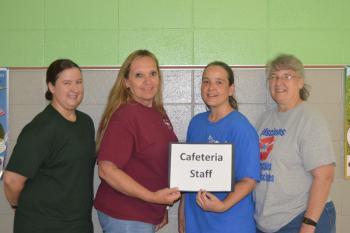 PES Cafeteria Staff