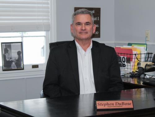 Superintendent Stephen DuBose