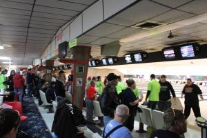 State Finals at Shawnee Bowl - Singles Bowling