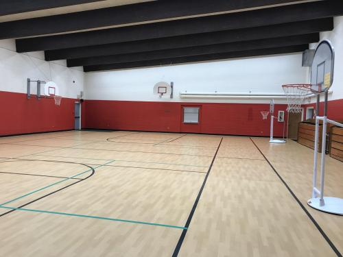 Central Office Gymnasium