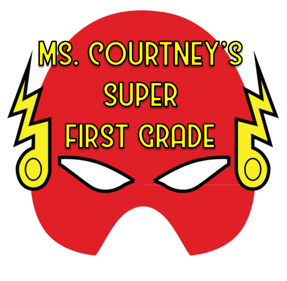 Super 1st Graders!