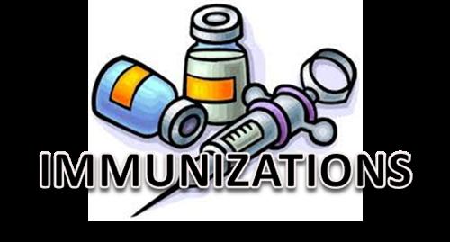 Immunizations Heading