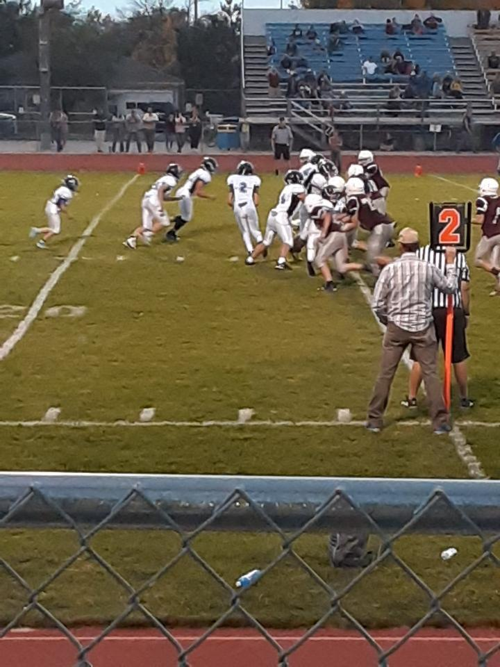 WMS Bulldogs are Undefeated