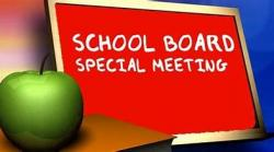PCSD#1 Board Special Meeting Link Available