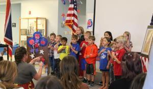 Chugwater Schools Celebrate Constitution Day