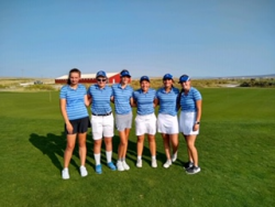 WHS Girls Dominate the 2020 Conference Golf Tournament