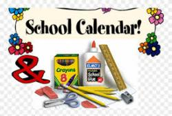 PCSD#1 2020-21 Calendar Approved