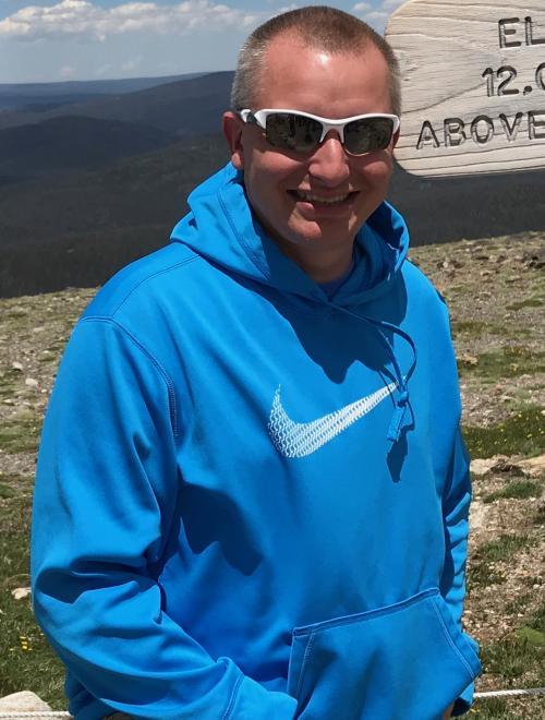 Principal Profile: Fred Hollingshead