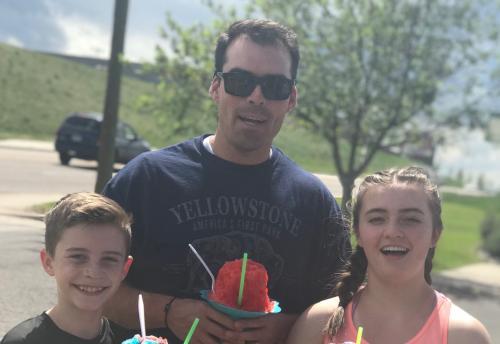 Mr. Philo and Kids