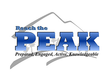 Reach the PEAK logo