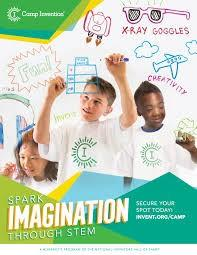 Camp Invention Poster