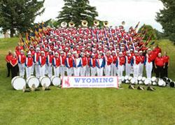 whs and wyoming band members 2018