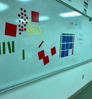 Mrs. Freeman's Algebra Class ~ Micro-Grant Winner!
