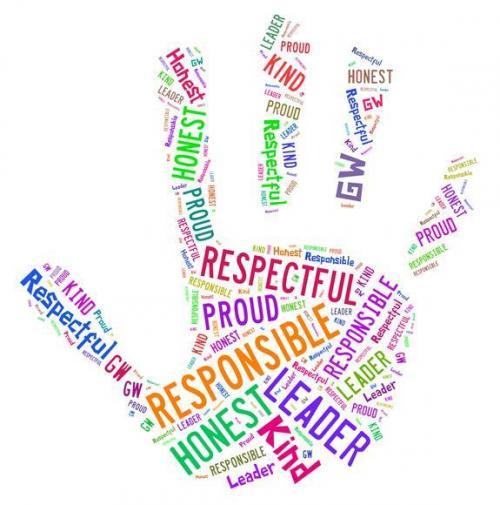 Respect Hand